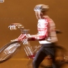 2009-01-14 Sjov paa cykelbanen Aarhus