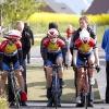 2010-05-28 Hold DM kvinder U23 DM Enkelstart herre Randers