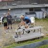2014-08-05 Gunnar Asmussens æresløb. Århus cykelbane